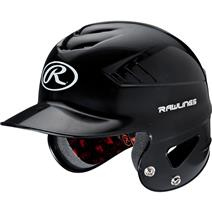 Rawlings Coolflo Molded Osfm Batting Helmet