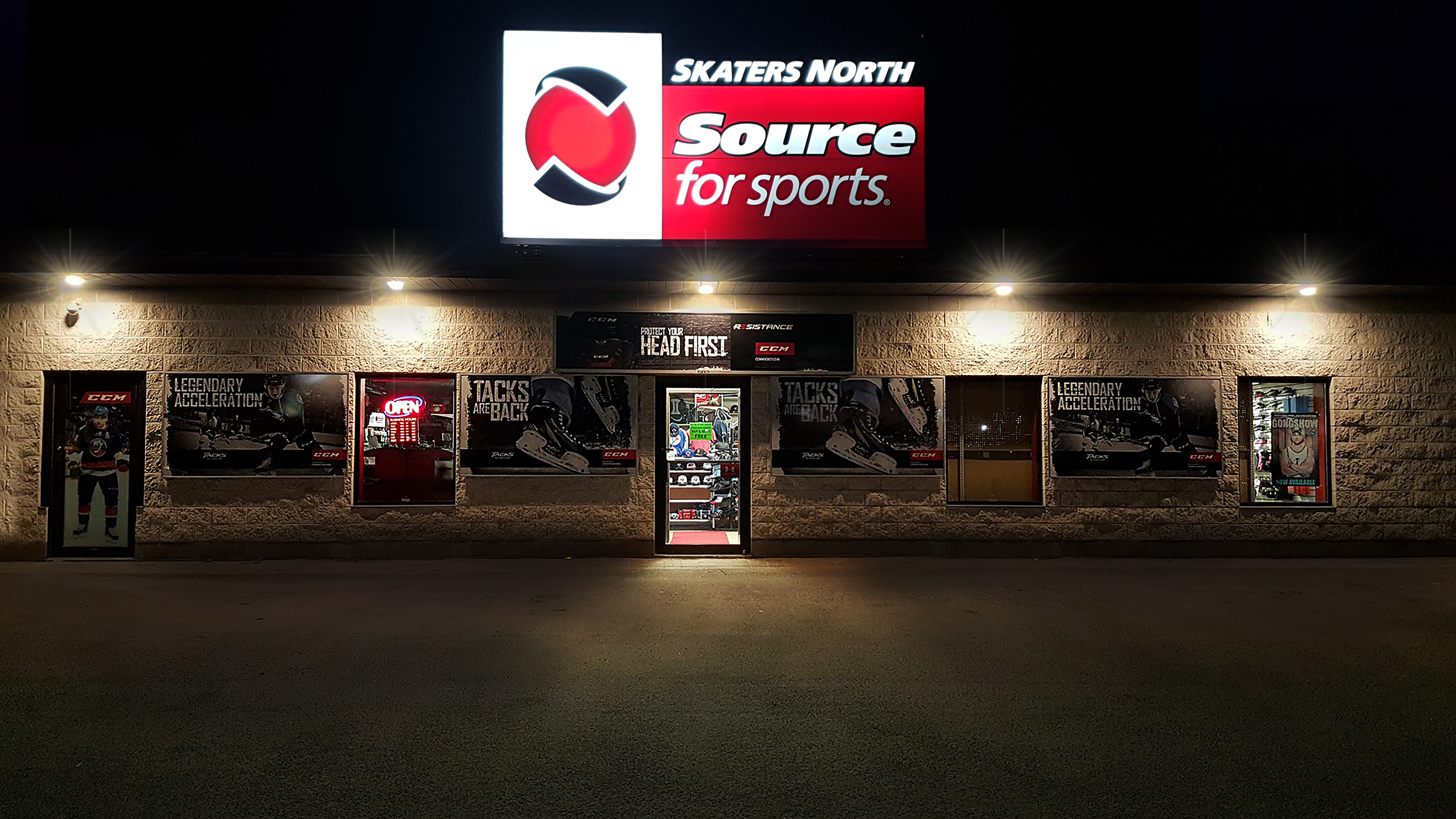 Skaters North Source For Sports