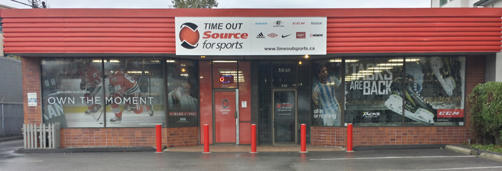 Time Out Source For Sports, North Vancouver