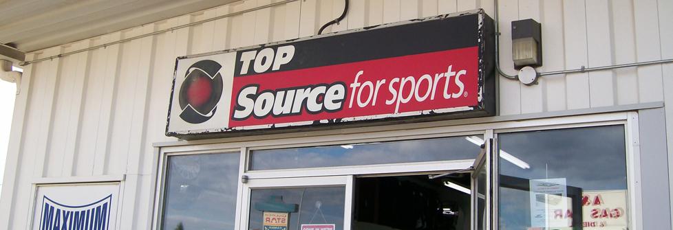 Tops Sports Lloydminster